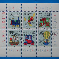 GERMANIA -DDR-COLITA --STAMPIL - Timbre straine, Stampilat