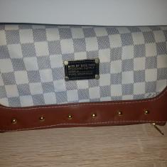 Geanta Louis vuitton - Geanta Dama Louis Vuitton, Culoare: Alb, Marime: Mica