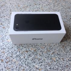 Iphone 7 - Telefon iPhone Apple, Negru, 128GB