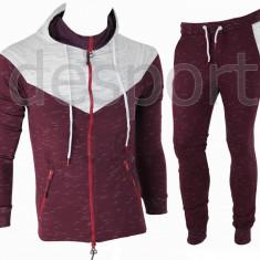 Trening barbati - Bluza si Pantaloni Conici - Model NOU - Pret special - 1170, Marime: S, M, L, XL, Culoare: Din imagine