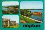 CPI (B8869) CARTE POSTALA - NEPTUN: HOTEL DELTA SULINA ROMANTA MIORITA, INSULA, Circulata, Fotografie