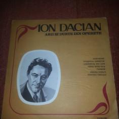 Ion Dacian-Arii si Duete din Opere-Electrecord ECE 01513 vinil - Muzica Clasica