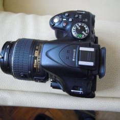 Nikon D5200+obiectiv 18-55+geanta, 11441 cadre - Aparat Foto Nikon D3200, Kit (cu obiectiv)