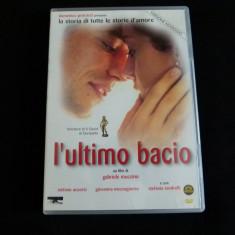 L'ultimo bacio - dvd - Film drama Altele, Italiana