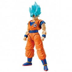 Dragonball Z Figure-rise Standard Plastic Model Kit Super Saiyan God Super Saiyan Son Goku 18 cm