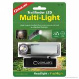 Lanterna frontala Coghlan's Trailfinder LED Multi-light 2in1