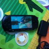 PSP Sony E 1004 Street + GTA & Metal Gear