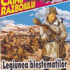 SVEN HASSEL - LEGIUNEA BLESTEMATILOR - Roman