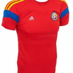 Tricou barbati fotbal Nationala Romaniei - Romania - Modele noi - Pret Special, Marime: L, Culoare: Din imagine