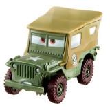 Masinuta metalica Sarge Disney Cars 3