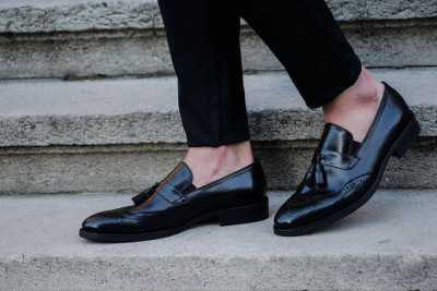 Pantofi Exclusive Loafer COD: TOP-2. NEW COLLECTION foto