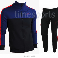 Trening barbati Nike - Bluza si pantaloni conici - Model NOU - Pret Special -, Marime: S, M, L, XL, Culoare: Din imagine, Microfibra