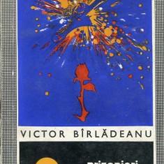 LICHIDARE-Prizonieri in cer - Autor : Victor Barladeanu - 63514 - Carte Cinematografie