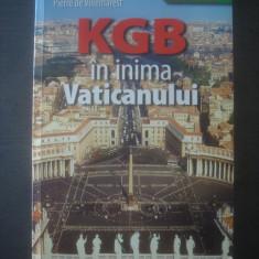 DANIELE si PIERRE DE VILLEMAREST - KGB IN INIMA VATICANULUI - Istorie