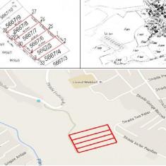 Teren zona Zorilor - Teren de vanzare, 2337 mp, Teren intravilan