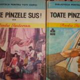 Toate panzele sus ! 2 volume cartonate /883pagini- Radu Tudoran
