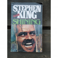 SHINING - STEPHEN KING - Carte de aventura