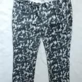 Pantaloni camuflaj Janina Denim; marime 5 XL/30 (lungime), vezi dim.; ca noi