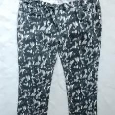 Pantaloni camuflaj Janina Denim; marime 5 XL/30 (lungime), vezi dim.; ca noi - Pantaloni XXXL, Culoare: Din imagine