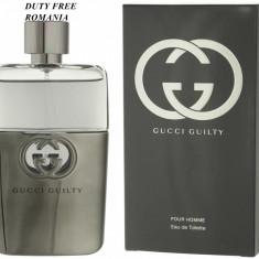 Parfum Original Gucci Guilty Pour Homme 90 ml Tester + CADOU - Parfum barbati Guerlain, Apa de parfum