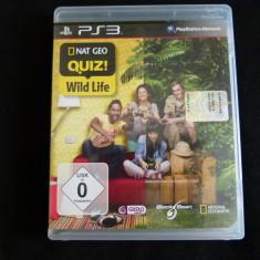 Quiz Wild Life - Jocuri PS3 Altele