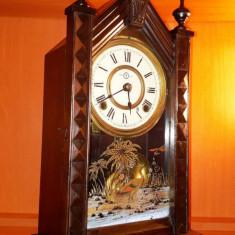Ceas de semineu cu pendul Seikosha 1892