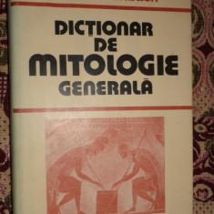 Dictionar de mitologie generala 665pag/an 1989- Kernbach - Carte mitologie