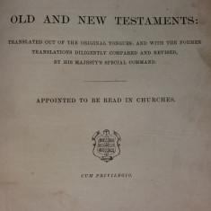 BIBLIA - THE HOLY BIBLE