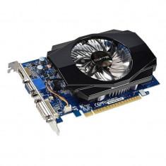 Placa video Gigabyte nVidia GeForce GT 420 2GB DDR3 128bit - Placa video PC Gigabyte, PCI Express
