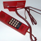 Telefon analogic cu taste, vintage, anii '80