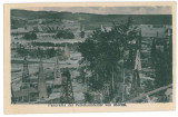 3935 - Dambovita, MORENI, oil wells - old postcard - unused