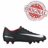 Ghete fotbal Nike Mercurial Vortex III FG COD: 831969-002 - Produs original, 42.5, 43, Negru, Barbati