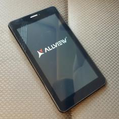 Tableta Dual-Core - Tableta Allview, 7 inch, 8 Gb, Wi-Fi + 4G