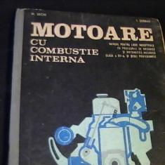 MOTOARE CU COMBUSTIE INTERNA-M. SECHI-I. SERBAN-MANUAL CLS-XII- - Carti auto