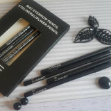 Set 12 Creioane Contur Ochi MAC Black - Creion contur ochi, Negru