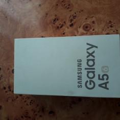 Samsung A5 2016 black neverlock in garantie - Telefon Samsung, Negru, Neblocat, Single SIM