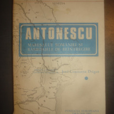 ANTONESCU MARESALUL ROMANIEI SI RASBOAIELE DE REINTREGIRE - Istorie