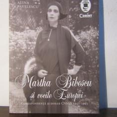 MARTHA BIBESCU SI VOCILE EUROPEI { Corespondenta si dosar CNSAS 1941-1945 } - Biografie