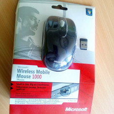 Microsoft Wireless Mobile Mouse 1000 - Microsoft Wireless 5000
