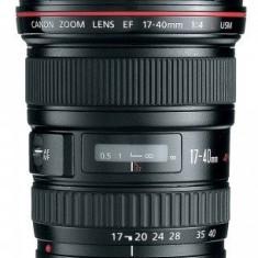 Obiectiv foto DSLR Canon EF 17-40mm f/4L USM - Obiectiv DSLR