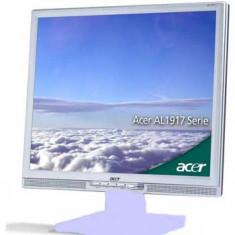 Monitoare lcd second hand Acer AL 1917 - Sisteme desktop cu monitor