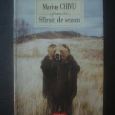 MARIUS CHIVU - SFARSIT DE SEZON
