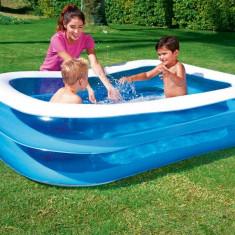 Piscina gonflabila cu 2 inele albastru, Bestway - Bicicleta copii