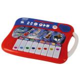 Jucarie Pian muzical Keyboard School 6833304 Simba - Jucarie interactiva