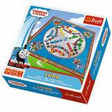 Joc de societate Thomas si prietenii Nu te supara frate 01290 Trefl - Joc board game