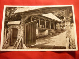Ilustrata interbelica - Casa Taraneasca