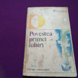 R. FRAERMAN - POVESTEA PRIMEI IUBIRI