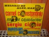 "Cumpara ieftin -Y- MELODII DE ALEXANDRU MANDY - CORNEL CONSTANTINIU / AURELIAN ANDREESCU .. 7 "", VINIL"