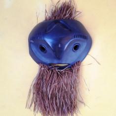 MASCA AFRICANA DIN CERAMICA = are bucata lipsa - Arta din Africa