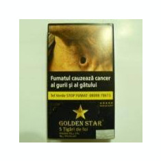 Tigari de foi Golden Star 45gr X 25 pachete